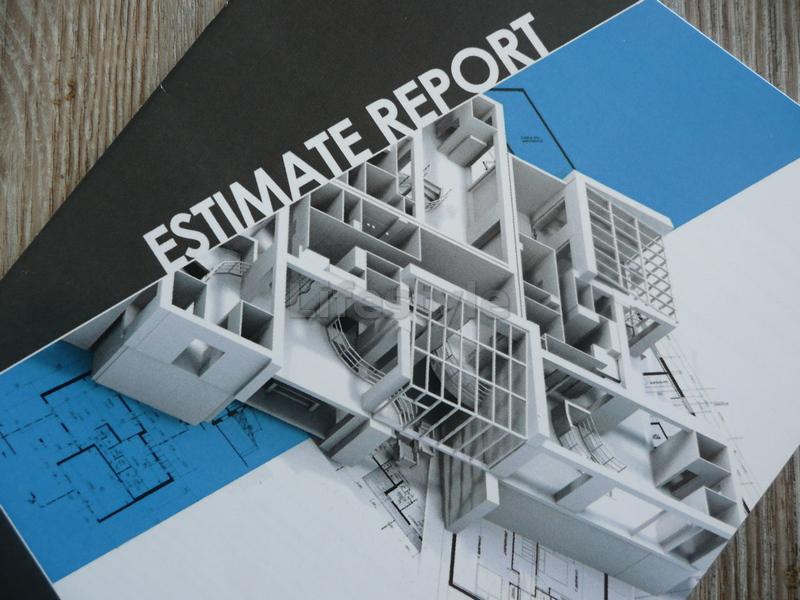 Estimate report