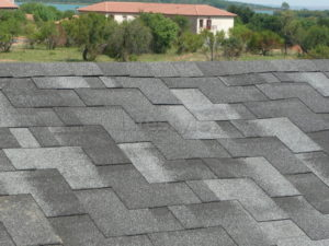 Roof tile shingles